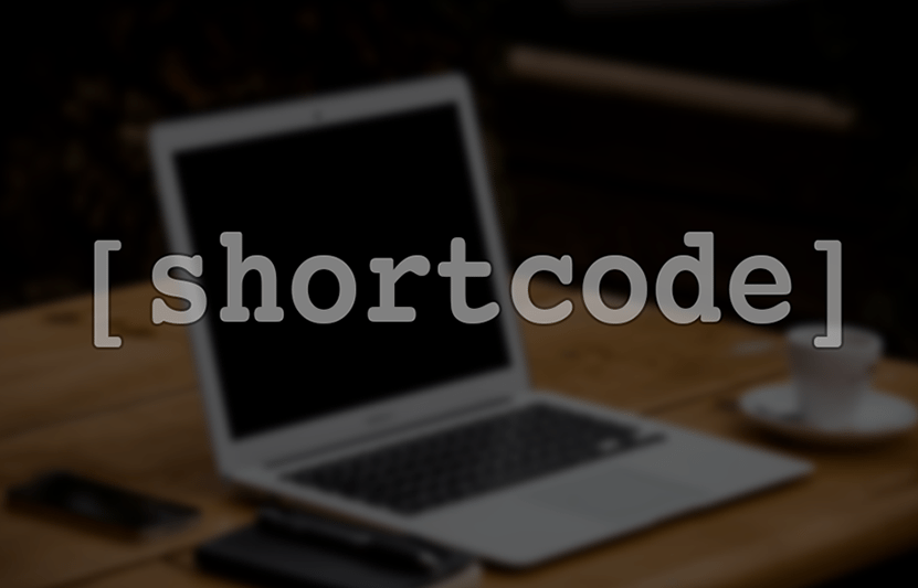 Creating your own Shortcodes in a WordPress theme