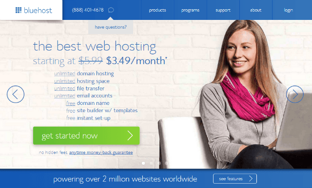 Bluehost WordPress Hosting Review and How-To Guide
