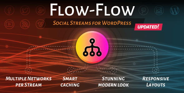 Flow Flow Social Plugin Review: Add Social Feeds to Your WordPress Website