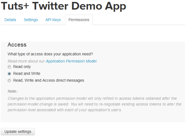 Create a Twitter Widget with the Latest Twitter API