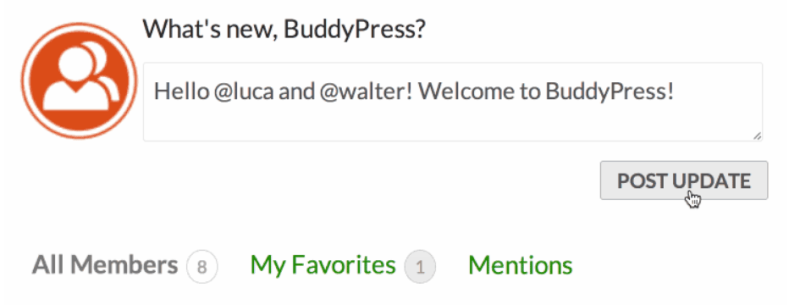 Turn Your WordPress Website Into A Social Network With BuddyPress