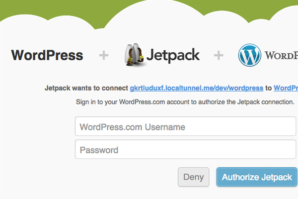 How To Use WordPress Jetpack Offline
