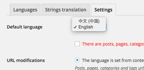 Setting up a MultiLingual WordPress Site with Polylang