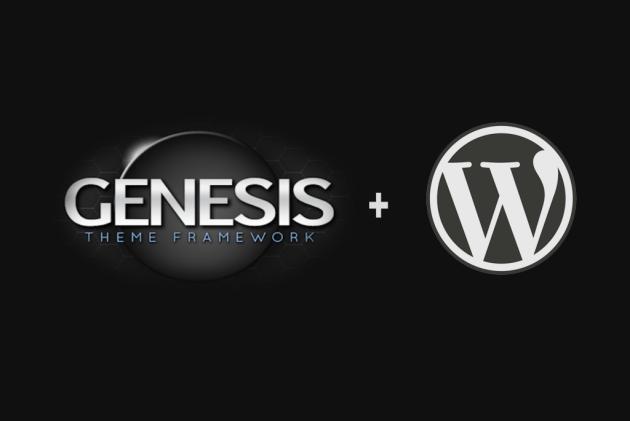 Creating the Custom Template in the Genesis Framework