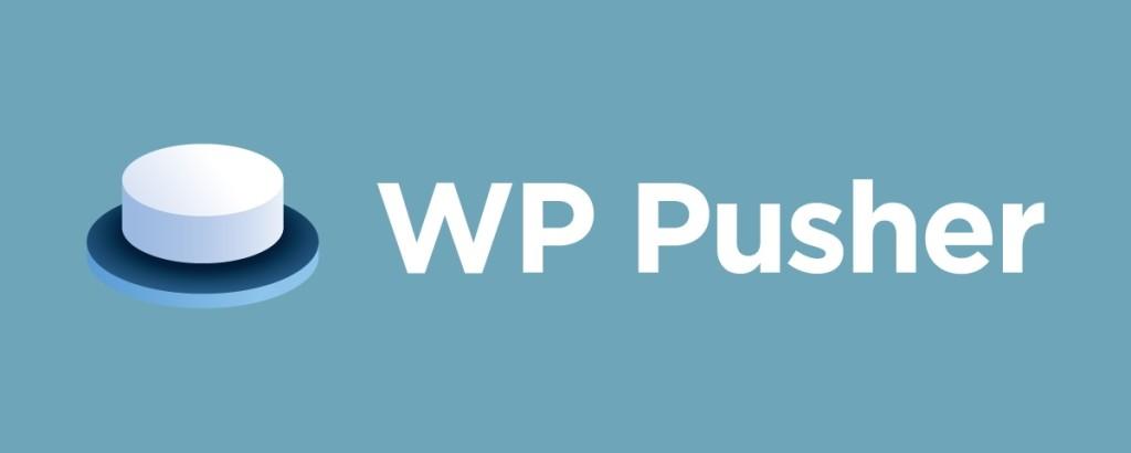 Pushing GitHub Repositories to WordPress with WP Pusher