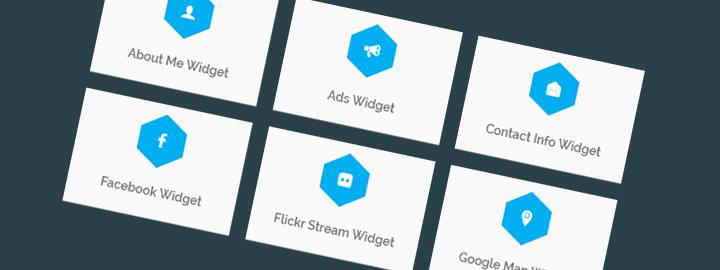 Add Custom Widgets to your WordPress Theme with the Free Ultimate Widgets Plugin