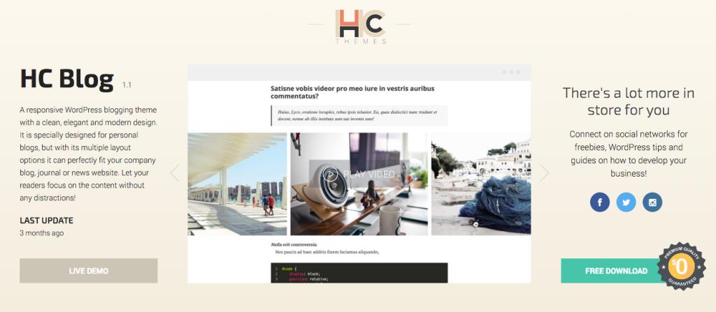 HC Themes