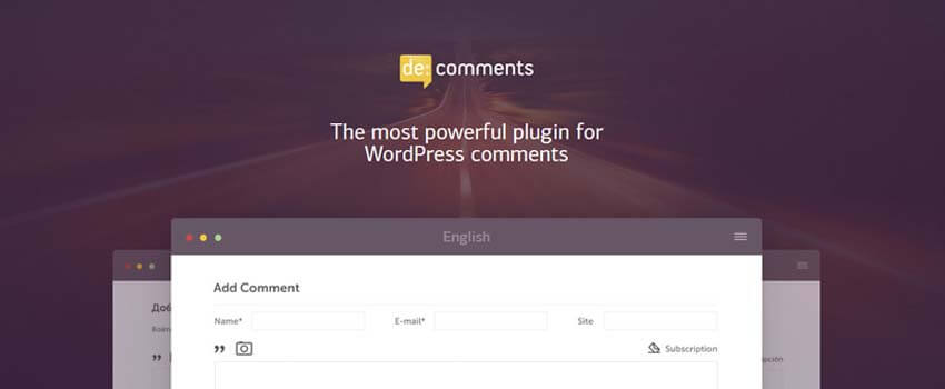 How to Improve WordPress Comments Using de:comments Plugin