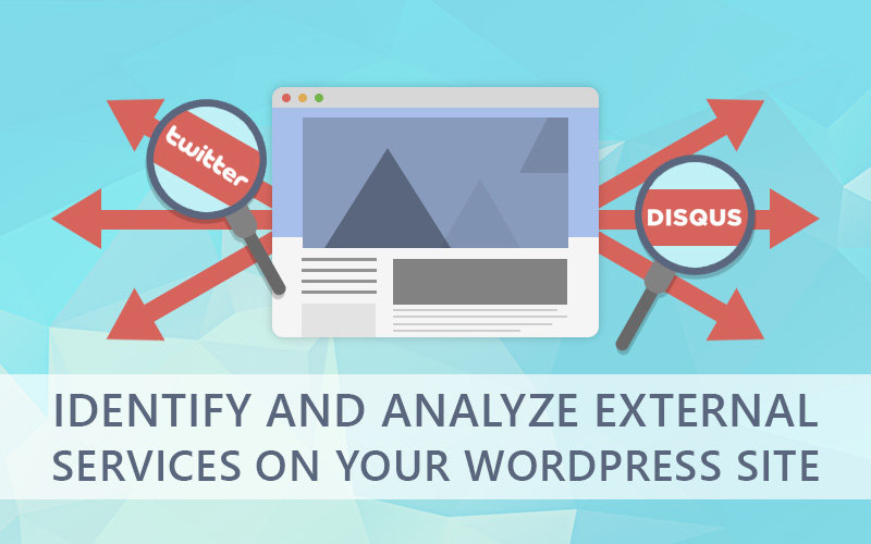 Identify And Analyze External Services On Your WordPress Site