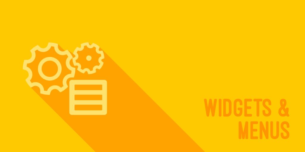 WordPress Development for Beginners: Widgets and Menus