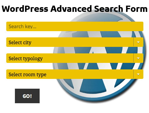 Building An Advanced WordPress Search With WP_Query
