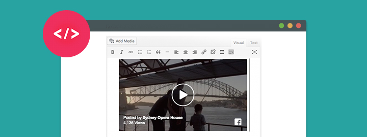 How to Embed Facebook Videos in WordPress and Make Them Autoplay
