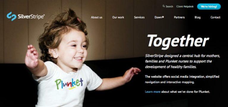 SilverStripe Main Page