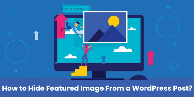 two people uploading image on screen