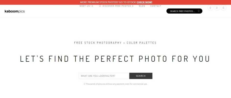 Find Perfect photos for you