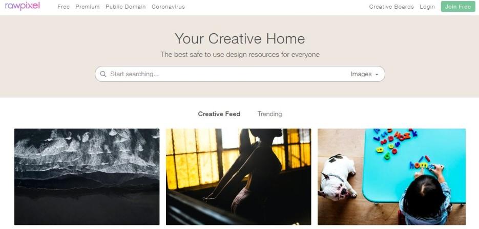 Creative Home for Photos