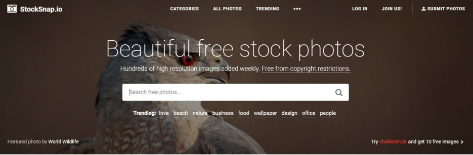 Thousands of Free image, free images for WordPresss
